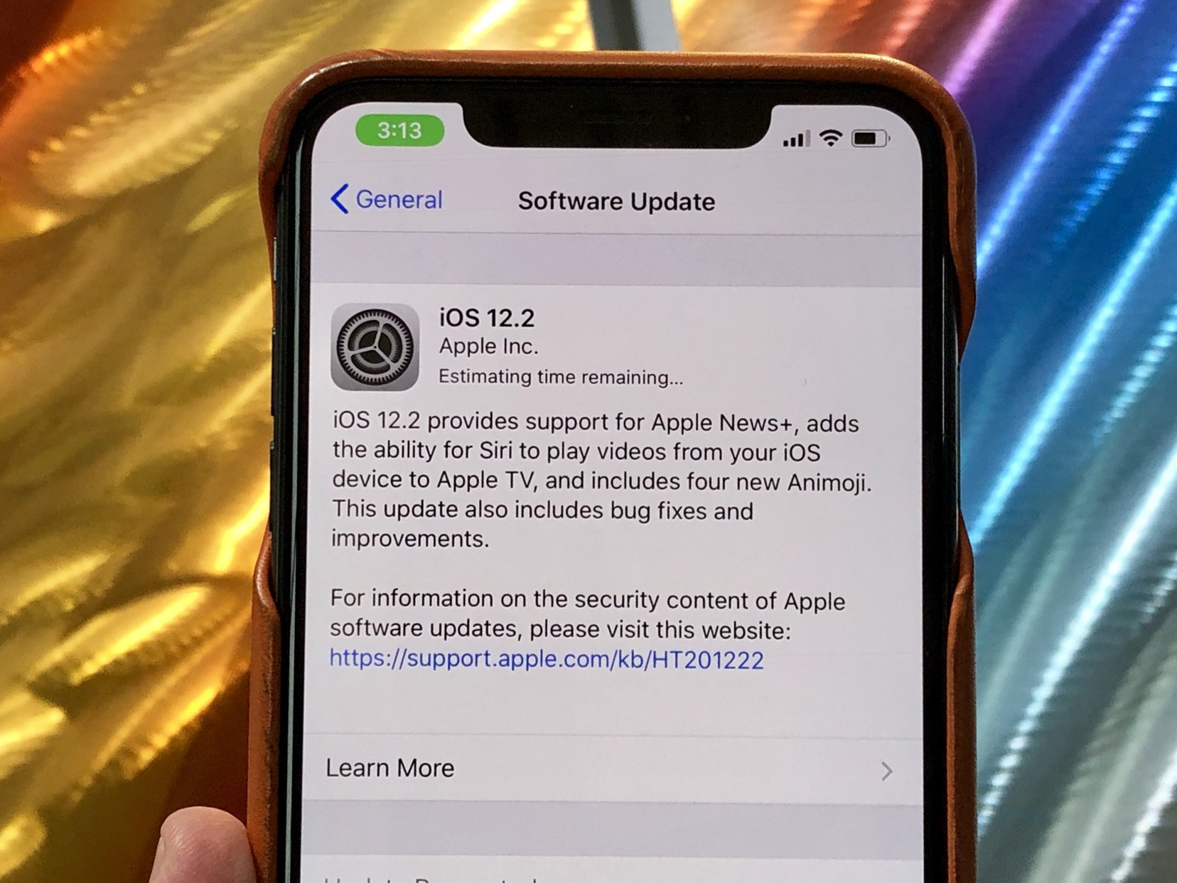 5 Things to Know About the iOS 12 2 Update