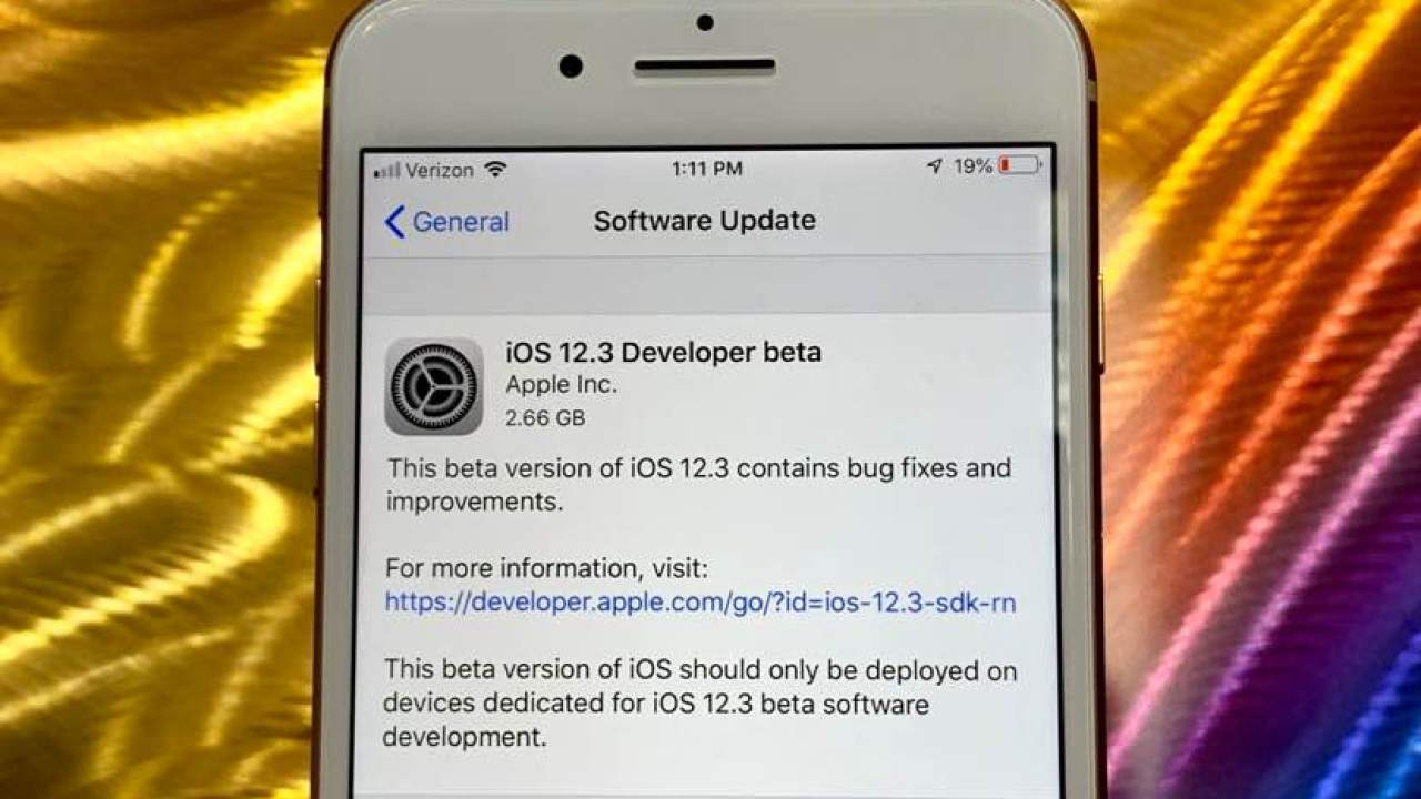 da6f854415ac5 5 Things to Know About the iOS 12.3 Update – Gotta Be Mobile