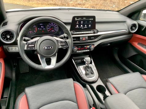 2019 Kia Forte Review - 8