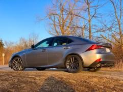 2019 Lexus IS 350 F Sport Review - 10