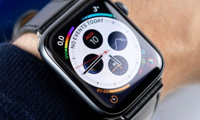 Save with Apple Watch 4 deals at Amazon.