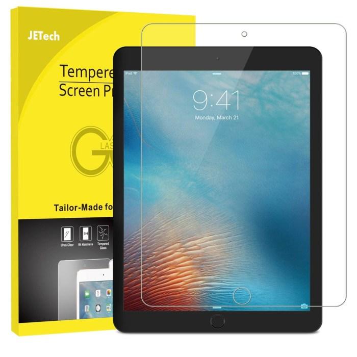 Protect your iPad mini 5 screen.