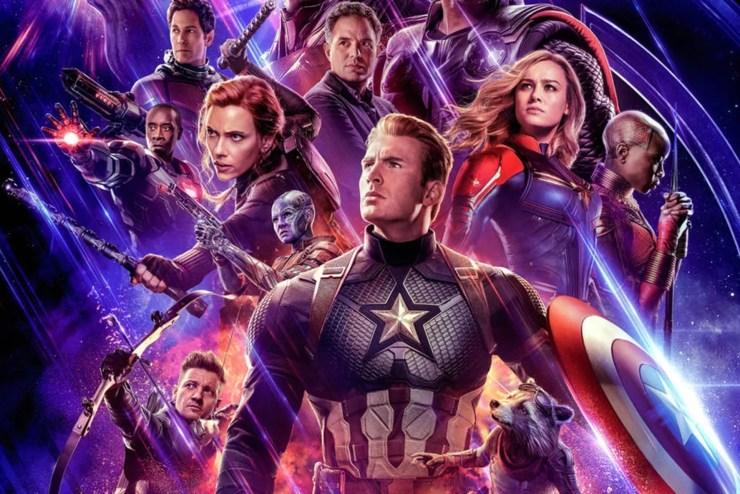 Block Avengers: Endgame spoilers on Facebook.