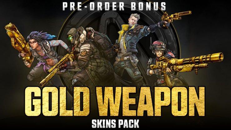 Pre-Order Borderlands 3 to Get A Bonus