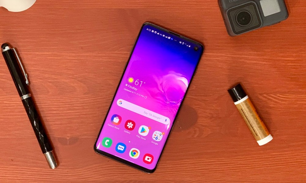 10 Cool Things the Galaxy S10 Can Do
