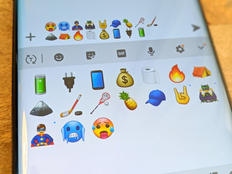 Get Excited for New Emoji
