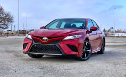 2019 Toyota Camry XSE V6 Review - 1