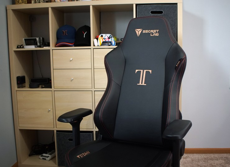 The Secretlab Titan features over 20 changes for the 2020 model.
