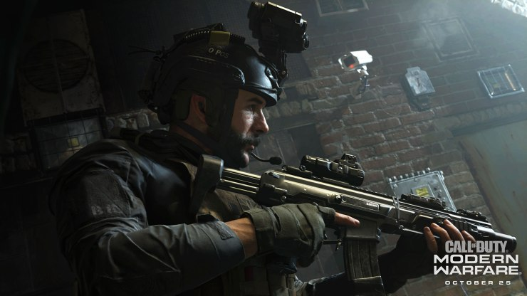 Wait forCall of Duty: Modern Warfare Reviews