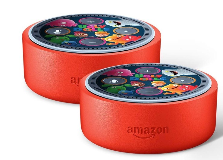 Save with this excellent Buy One Get One Free deal on the Echo Dot Kids Edition.
