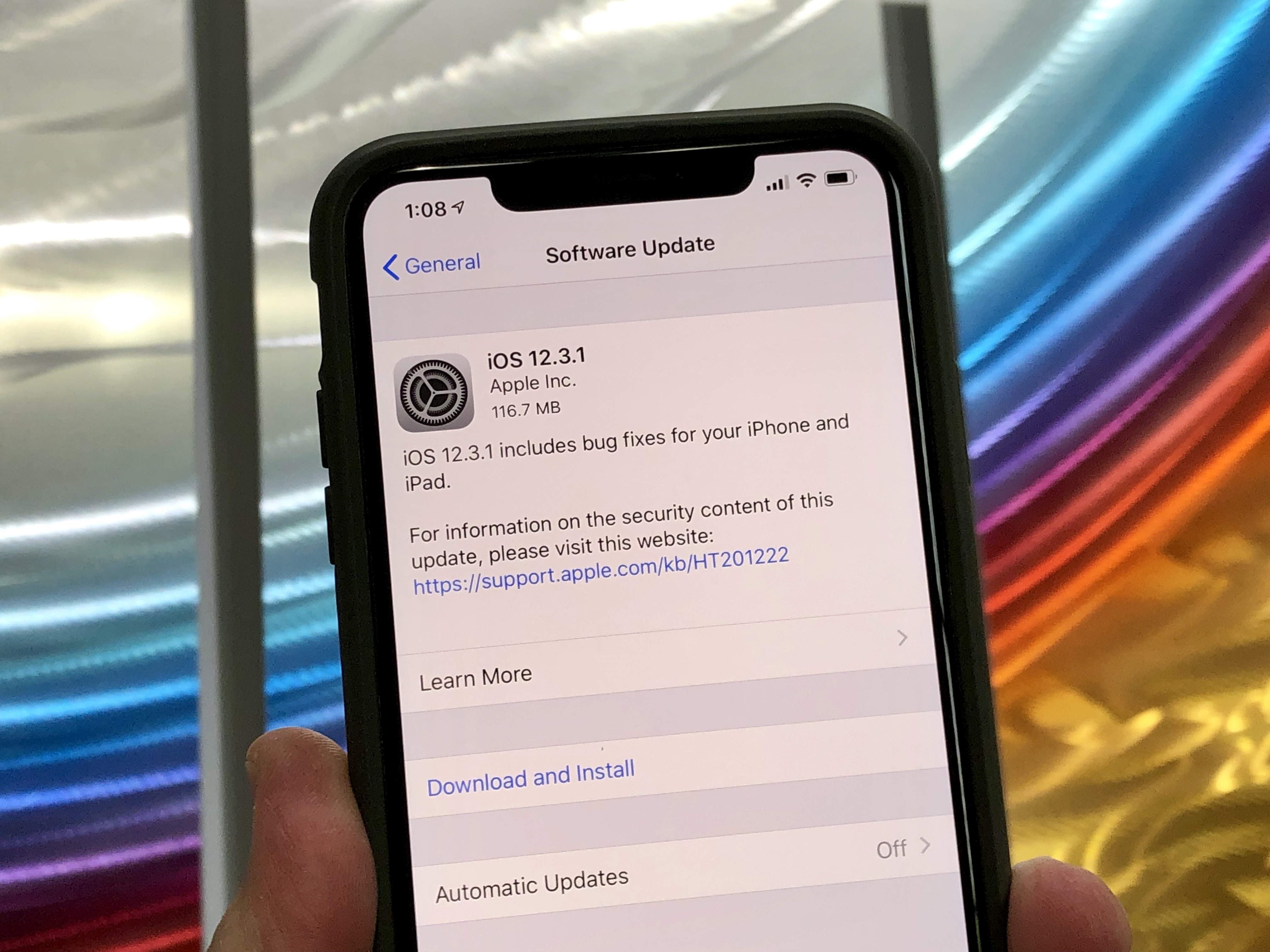 Issues download photos from iphone to macbook pro