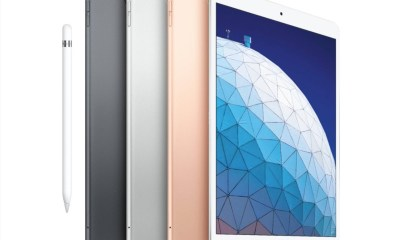 Save on the newest iPad Air and iPad mini.