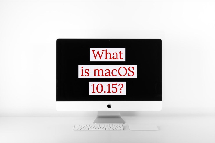 Learn About macOS Catalina