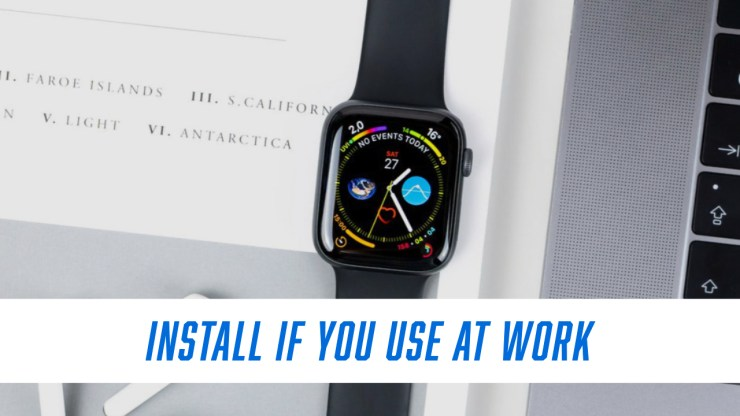 Install the watchOS 6 Beta to Test for Work