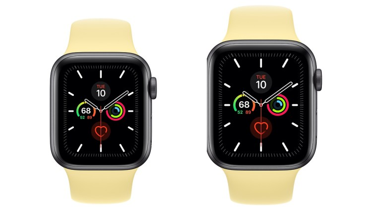 Pick a size for your Apple Watch, each comes with bands for S/M/L wrists, but the screen size makes a difference.