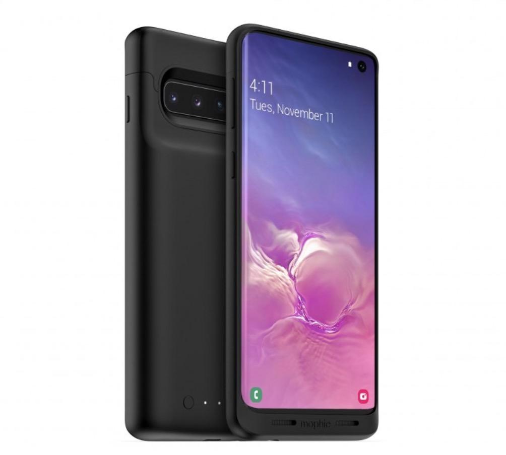 November Samsung S10 Case