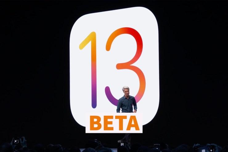 Install the Beta to Help Improve Apple Improve iOS 13