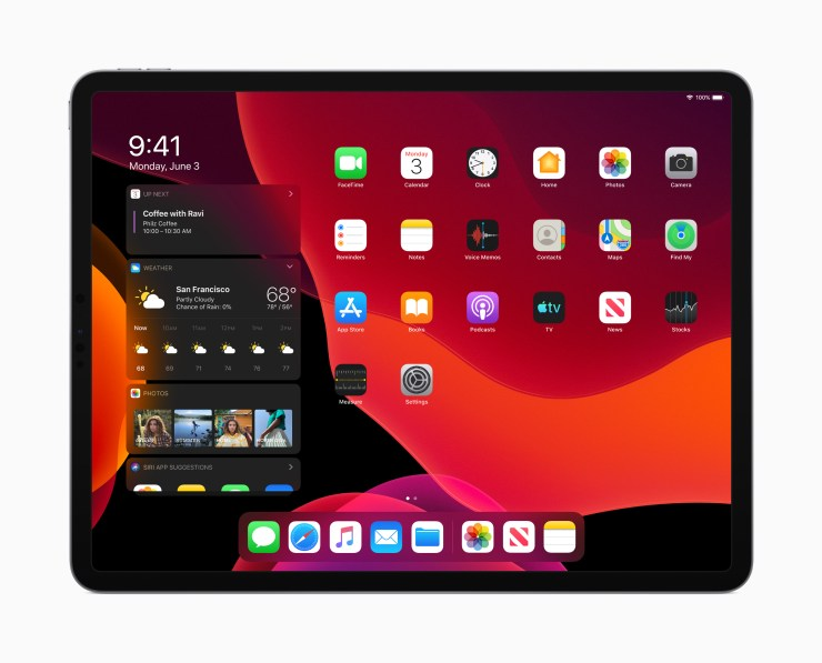 Get Familiar with iPadOS 13