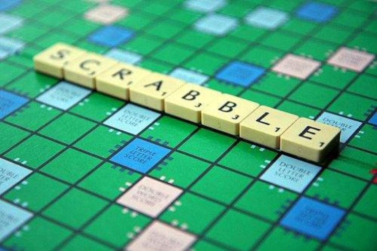 Words With Friends or Scrabble