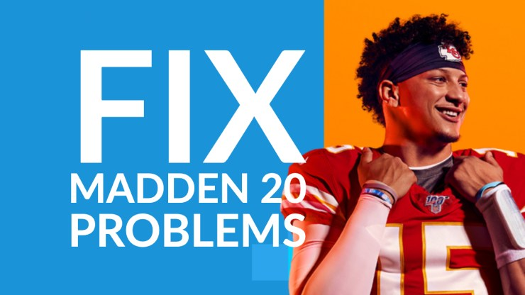 9 Common Madden 20 Problems & How to Fix Them