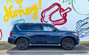 2019 Infiniti QX80 Review - 18