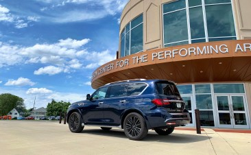 2019 Infiniti QX80 Review - 19