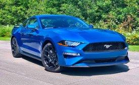 2019 Mustang EcoBoost Premium Review - 17