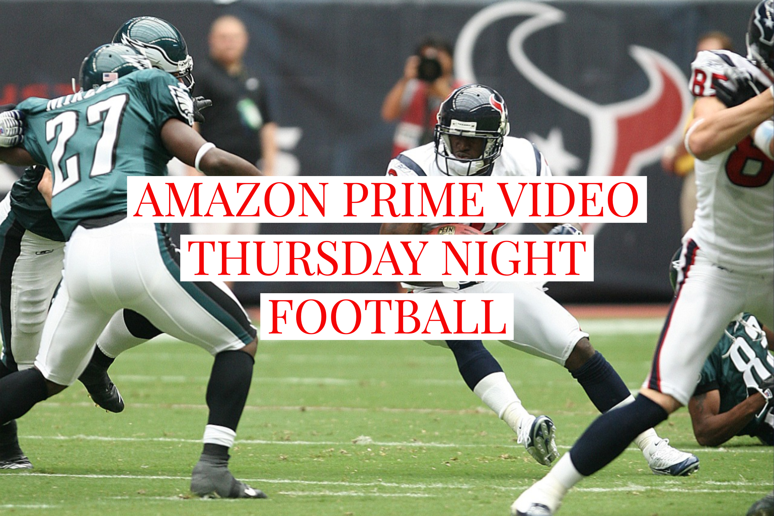 Amazon Prime Video Thursday Night Football: 5 Things to Know