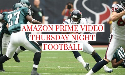 What you need to know about Amazon Prime Video Thursday Night Football.