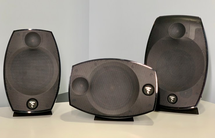 How does the Focal Sib EVO Dolby Atmos 5.1.2 system sound?