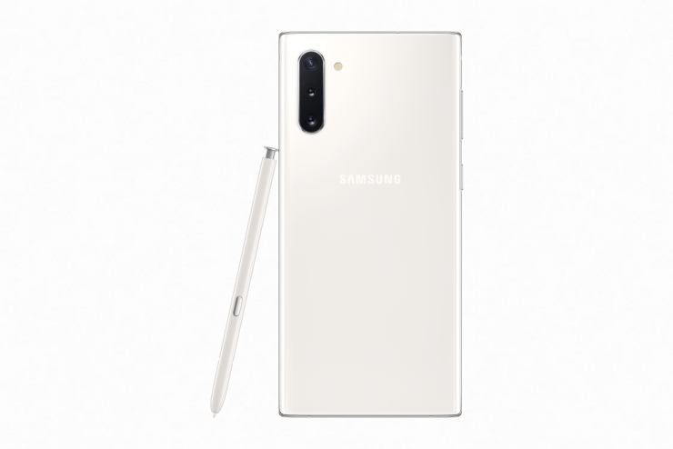 Galaxy Note 10 vs Galaxy Note 9: Design