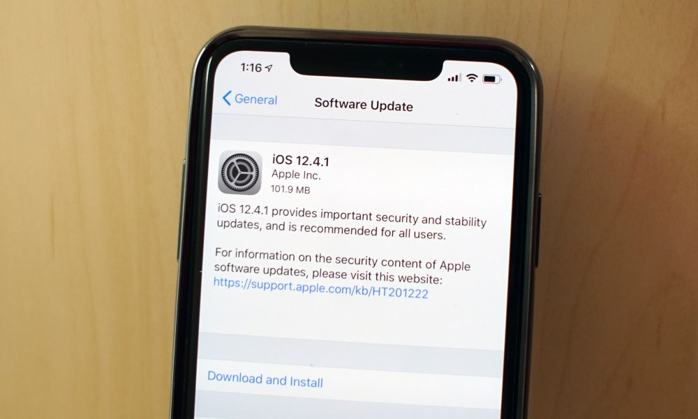 10 Things to Do Before Installing iOS 12 4 1