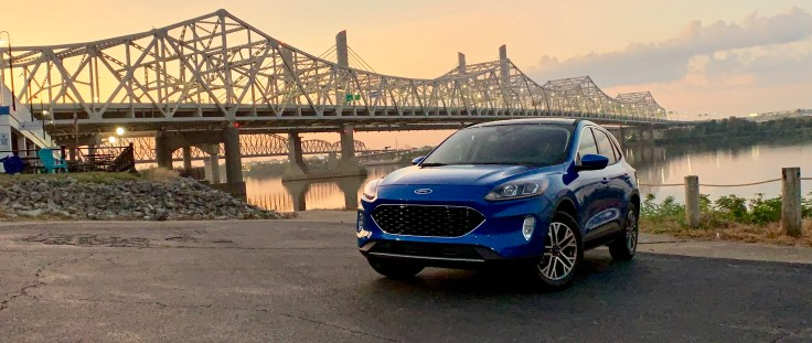 2020 Ford Escape Review - 11