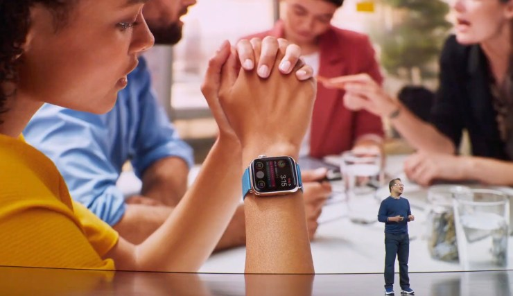 Get ready for the Apple Watch 5 pre-orders.