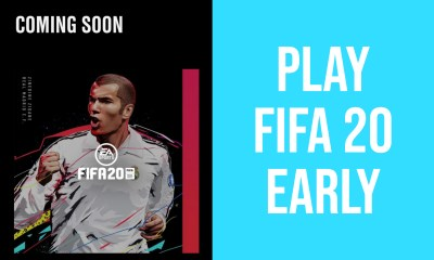 How to play FIFA 20 early.