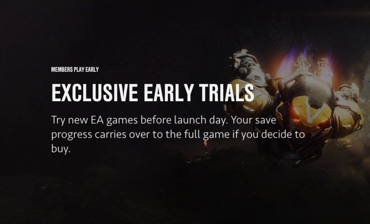 Expect a NHL 20 Play First Trial from EA.