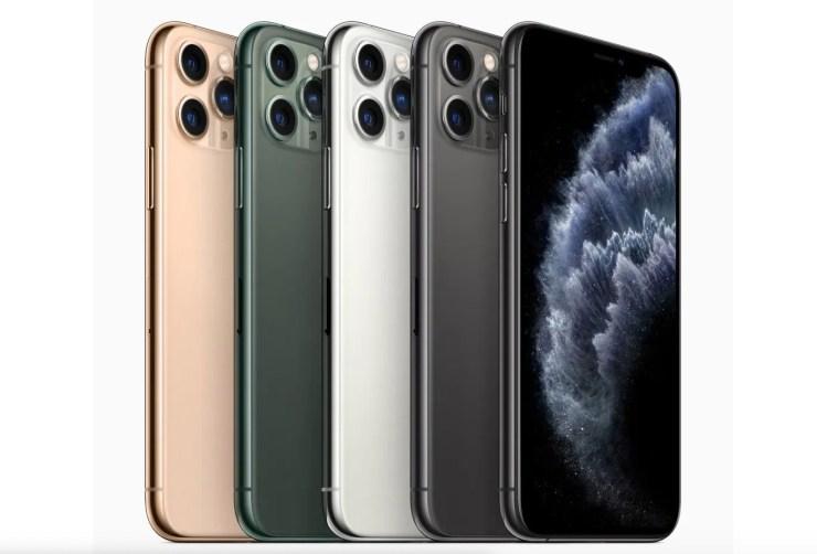 iPhone 11 Pro vs Pixel 4: Design