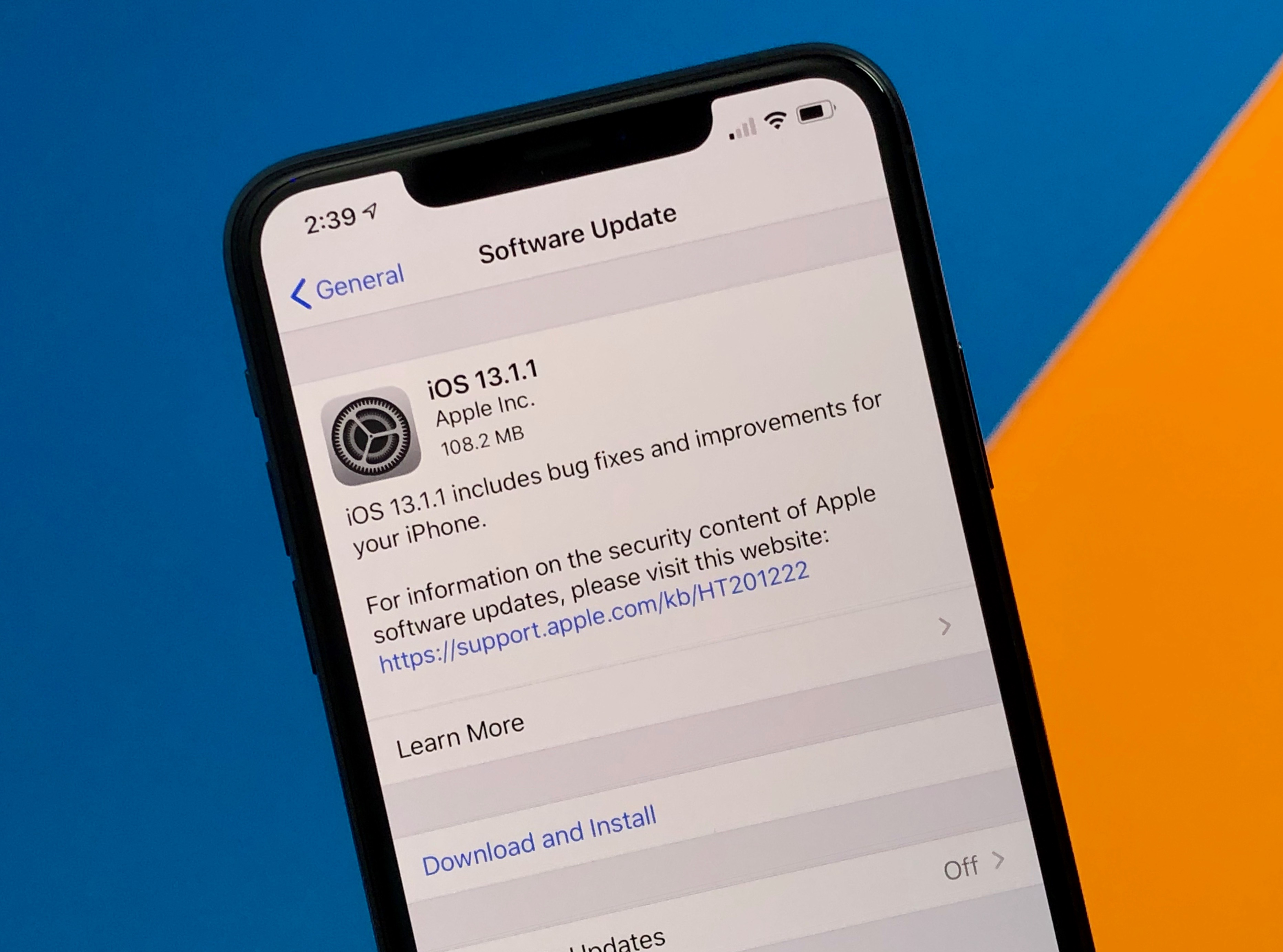 5 Things to Know About the iOS 13.1.1 Update