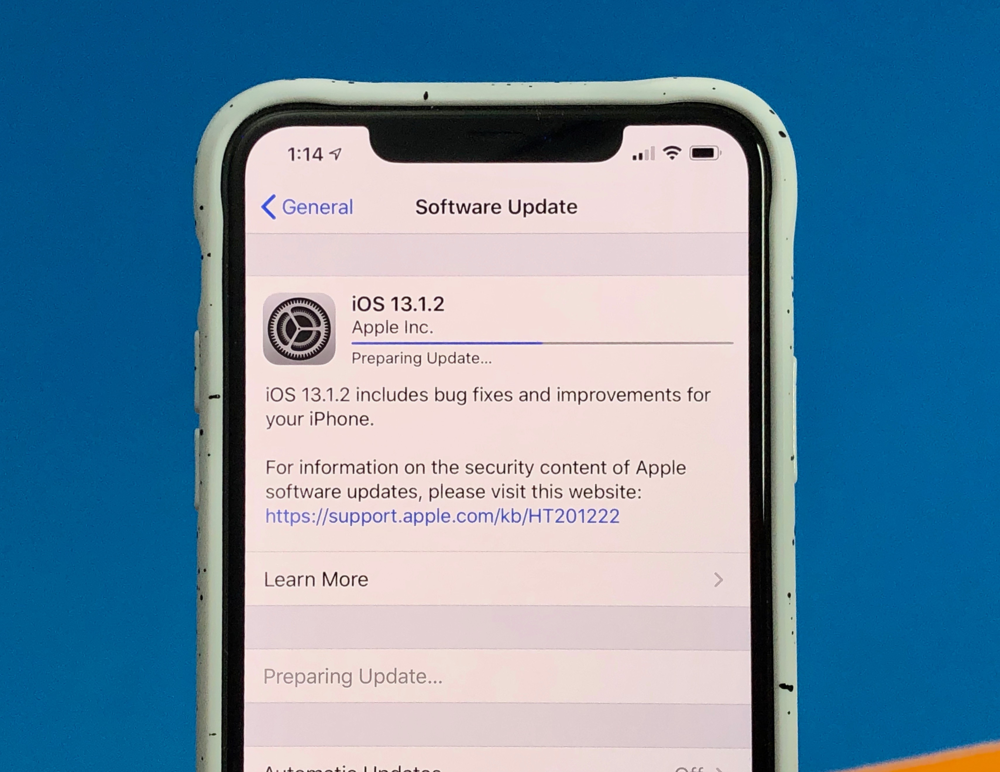 5 Things to Know About the iOS 13.1.2 Update