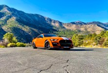 2020 Ford Mustang Shelby GT500 Review First Drive - 10