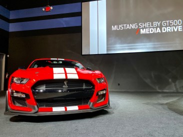 2020 Ford Mustang Shelby GT500 Review First Drive - 4