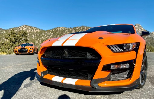 2020 Ford Mustang Shelby GT500 Review First Drive - 8