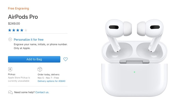 How to find AirPods Pro in stock without waiting for Apple.