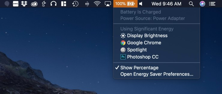 Spotlight is behind macOS Catalina battery draining.