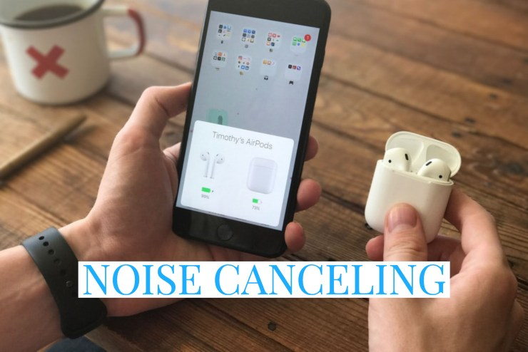 Wait for Noise Canceling