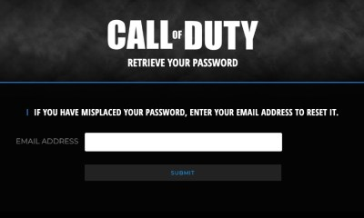 Reset your Activision ID password for Call of Duty: Modern Warfare.