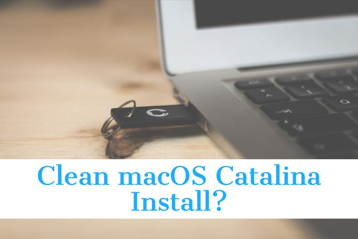 Decide If You're Upgrading or Doing aCleanmacOS Install