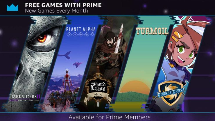 Save even more with Twitch Prime.