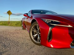 2019 Lexus LC 500 Review - 12