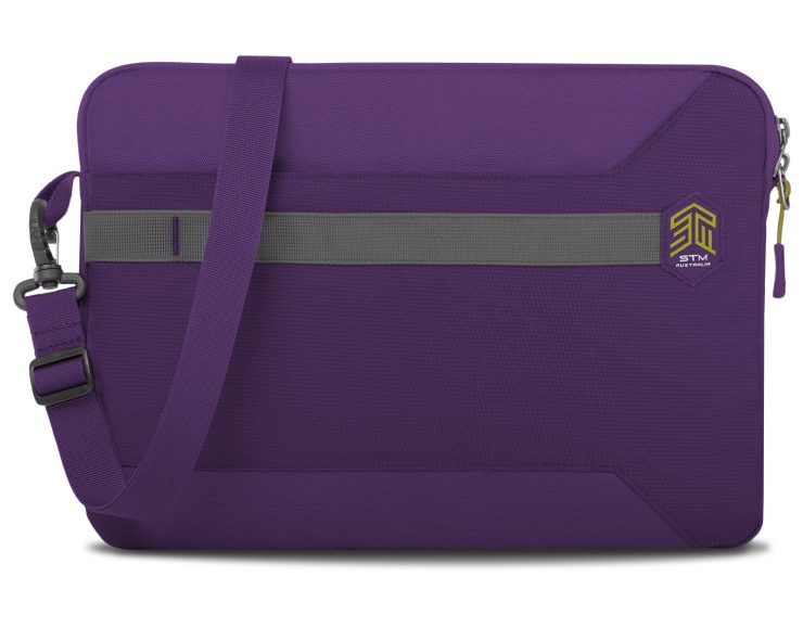 The best MacBook Pro 16 sleeve with a shoulder strap.